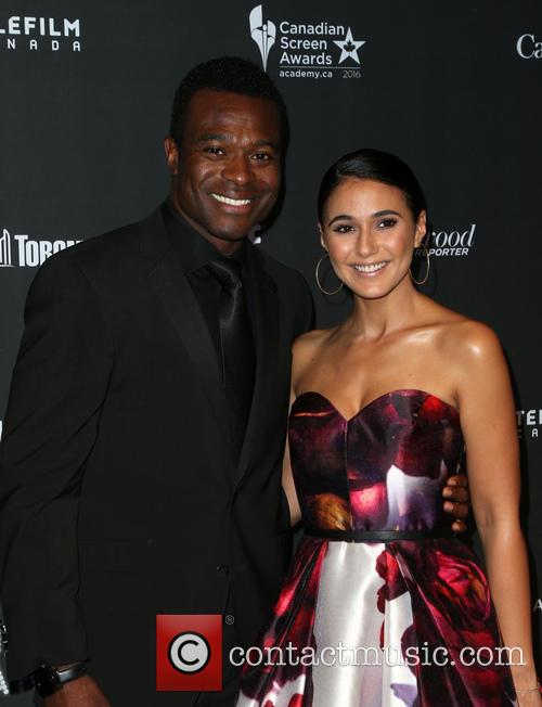 Lyriq Bent and Emmanuelle Chriqui 5
