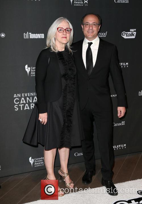 Carolle Brabant and Martin Katz 1