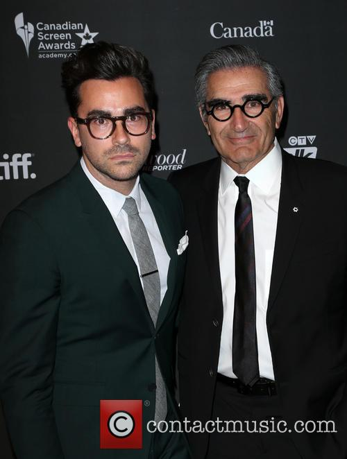 Daniel Levy and Eugene Levy 4