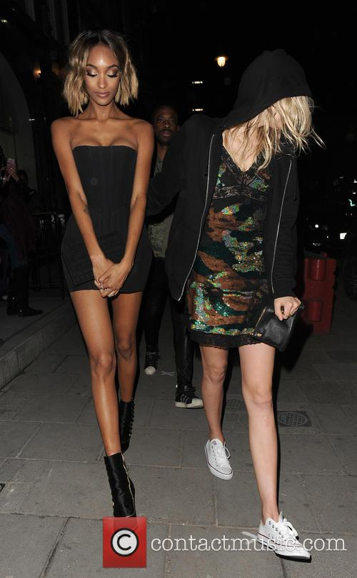 Jourdan Dunn and Lily Donaldson 3