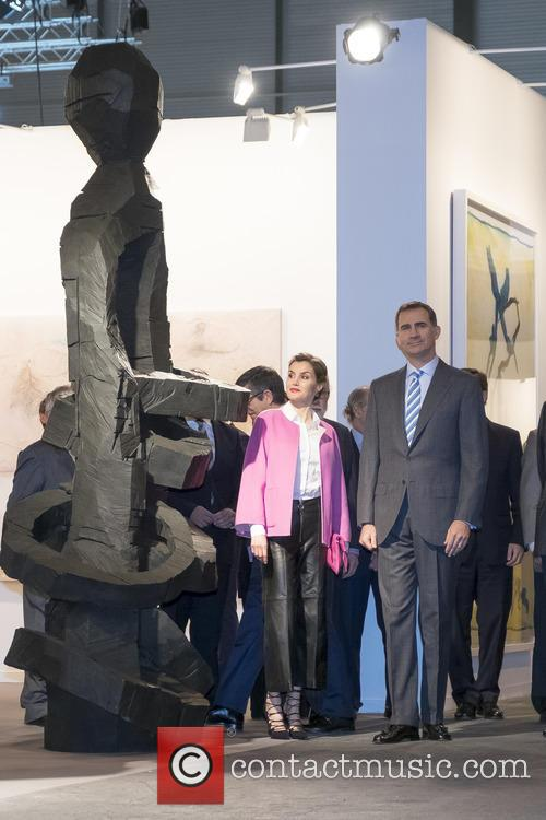 Spain's King Felipe Vi and Queen Letizia 1