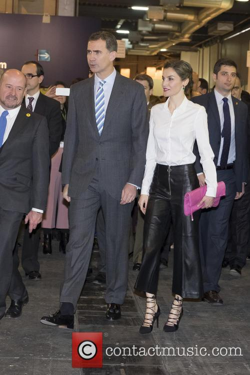 Spain's King Felipe Vi and Queen Letizia 3