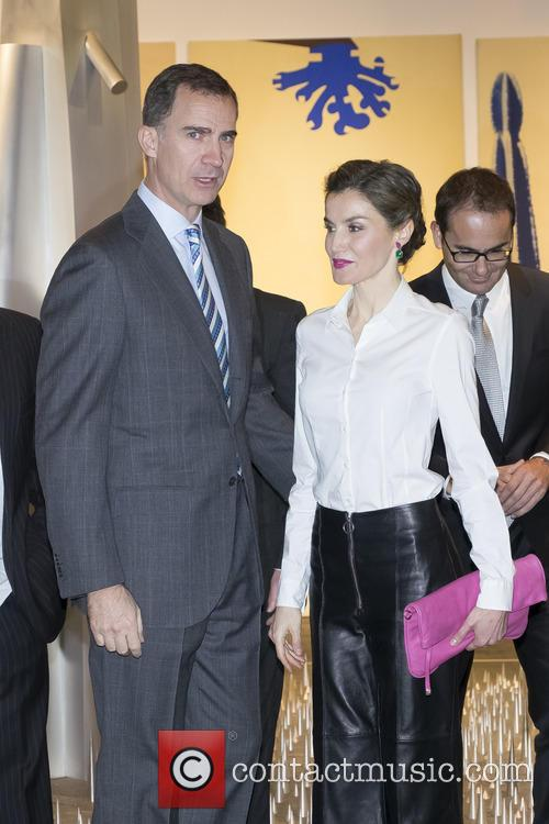 Spain's King Felipe Vi and Queen Letizia 4