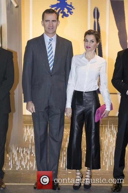 Spain's King Felipe Vi and Queen Letizia 5