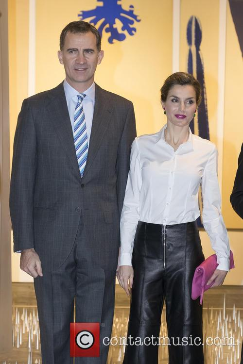 Spain's King Felipe Vi and Queen Letizia 6