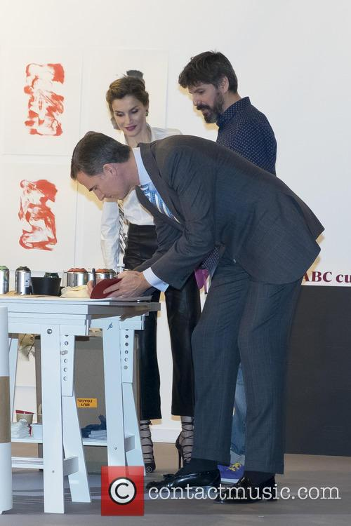 Spain's King Felipe Vi and Queen Letizia 7