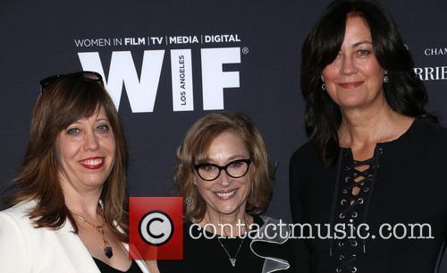 Kirsten Schaffer, Jane Fleming and Gayle Nachlis 1