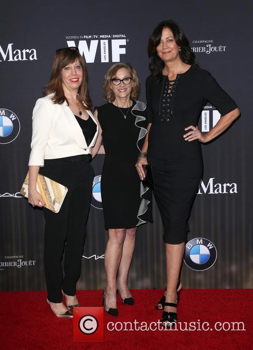 Kirsten Schaffer, Jane Fleming and Gayle Nachlis 2