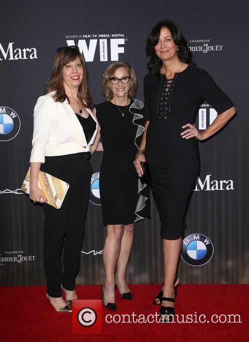 Kirsten Schaffer, Jane Fleming and Gayle Nachlis 3