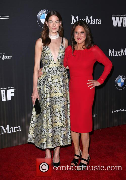 Michelle Monaghan and Cathy Schulman 6