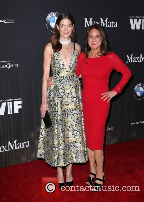 Michelle Monaghan and Cathy Schulman 10