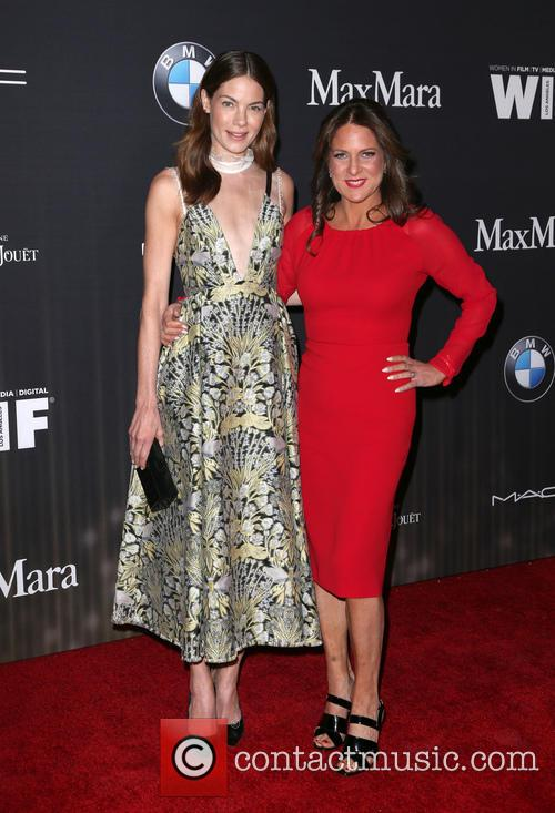 Michelle Monaghan and Cathy Schulman 11