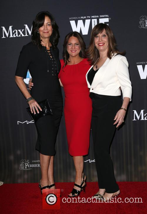 Jane Fleming, Cathy Schulman and Kirsten Schaffer 9