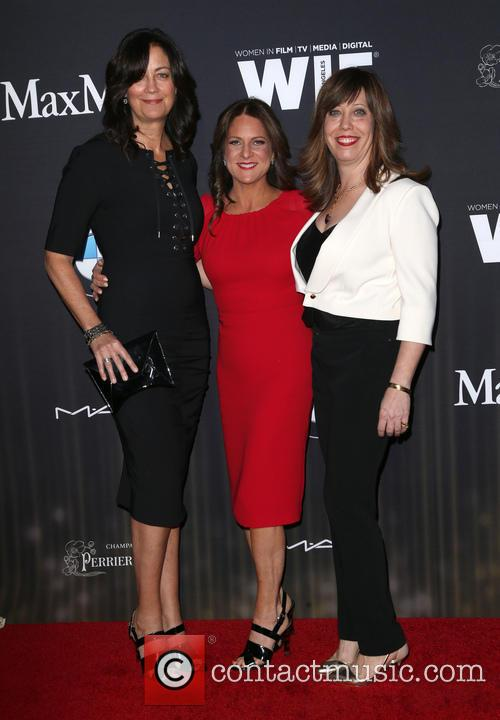 Jane Fleming, Cathy Schulman and Kirsten Schaffer 10