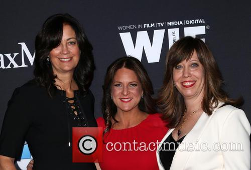 Jane Fleming, Cathy Schulman and Kirsten Schaffer 11