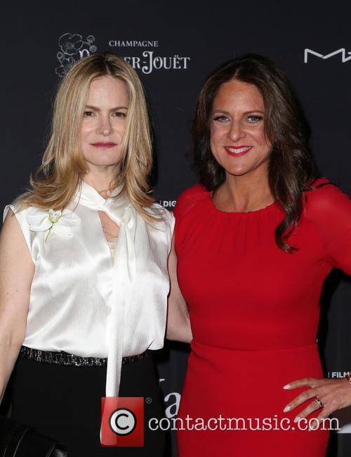 Jennifer Jason Leigh and Cathy Schulman 3