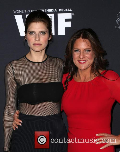 Lake Bell and Cathy Schulman 4