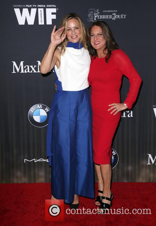 Maria Bello and Cathy Schulman 3
