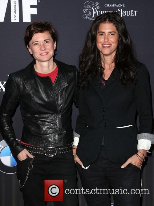Kimberly Peirce and Francesca Gregorini 3