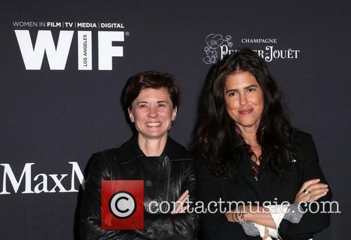 Kimberly Peirce and Francesca Gregorini 7