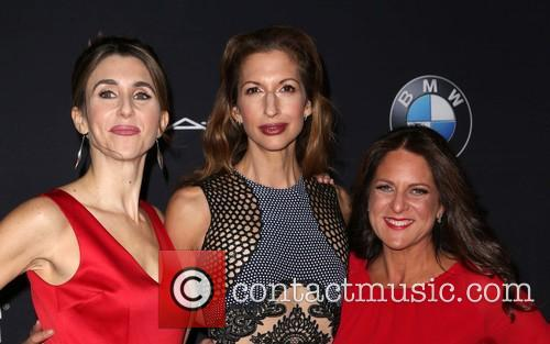Sarah Megan Thomas, Alysia Reiner and Cathy Schulman 7