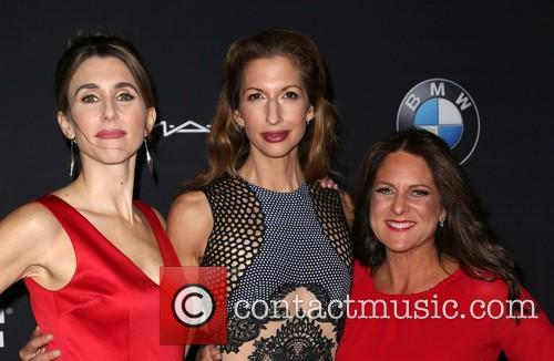Sarah Megan Thomas, Alysia Reiner and Cathy Schulman 8