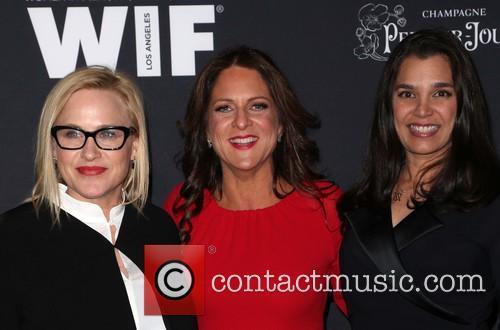 Patricia Arquette, Cathy Schulman and Guest 11