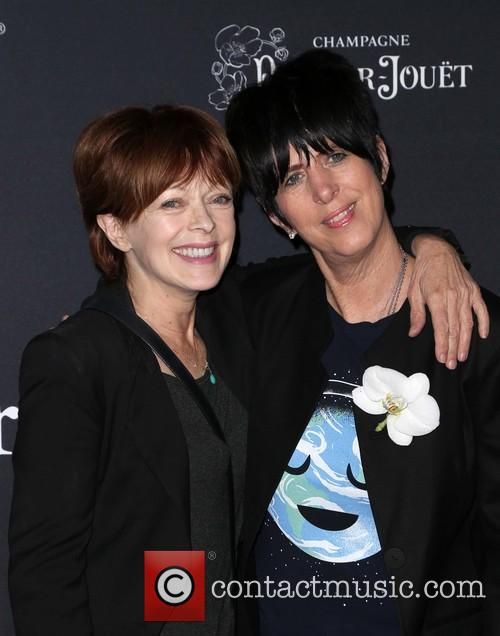 Frances Fisher and Diane Warren 5
