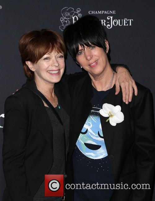 Frances Fisher and Diane Warren 6