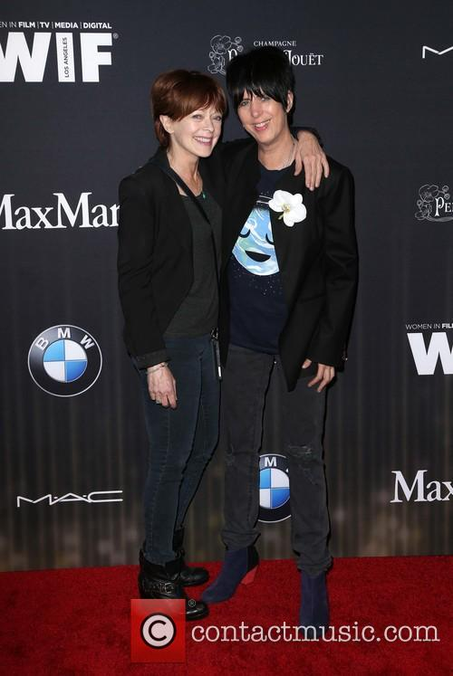 Frances Fisher and Diane Warren 7