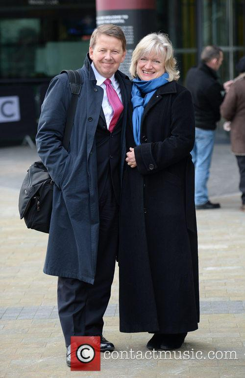 Bill Turnbull and Wife Sesi 9