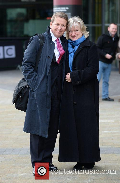 Bill Turnbull and Wife Sesi 11