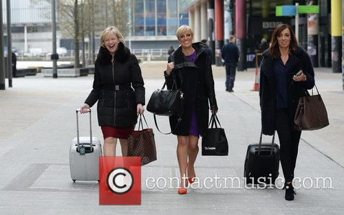 Sally Nugent, Carol Kirkwood and Steph Mcgovern 3