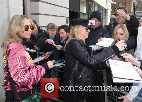 All Saints, Natalie Appleton and Nicole Appleton 4