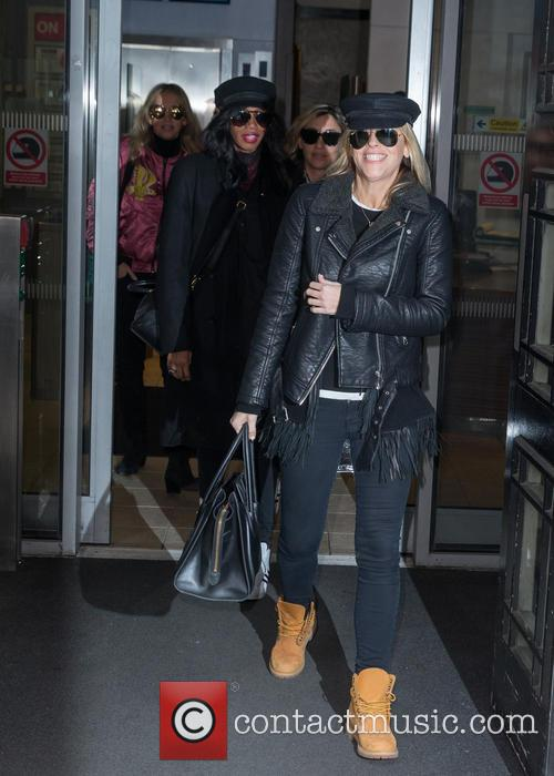 All Saints, Natalie Appleton, Shaznay Lewis, Melanie Blatt and Nicole Appleton