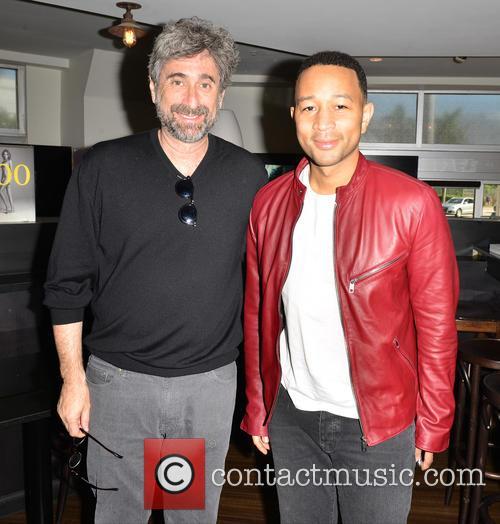 John Legend and Mitchell Kaplan 4