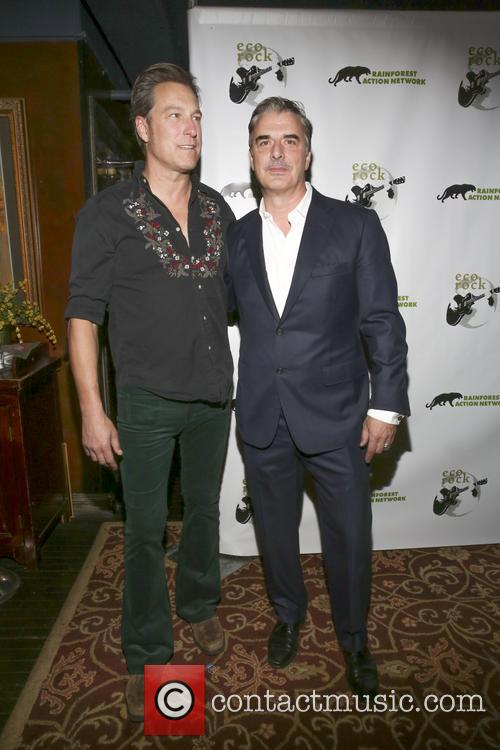 John Corbett and Chris Noth 11