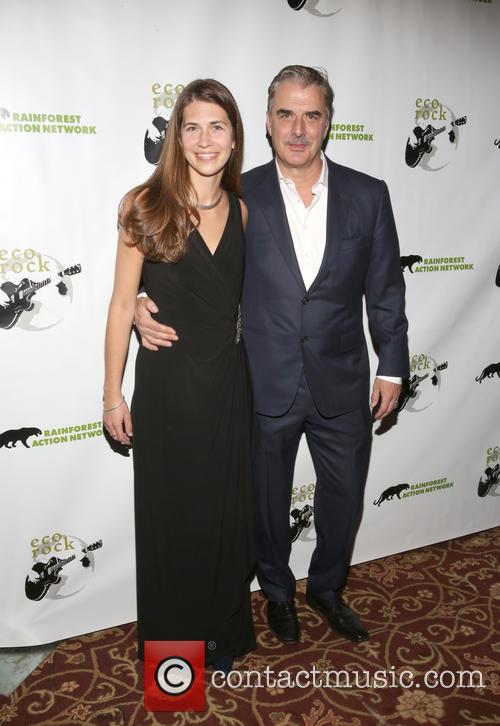 Lindsey Allen and Chris Noth 1