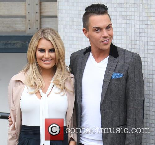 Danielle Armstrong and Bobby Norris 2