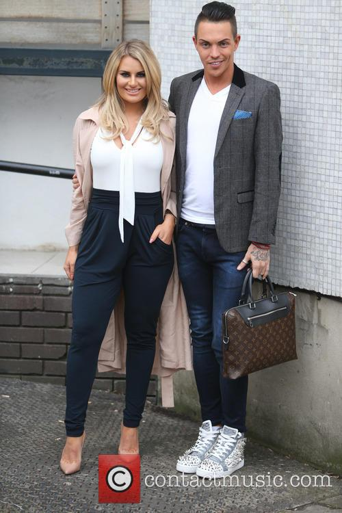 Danielle Armstrong and Bobby Norris 3