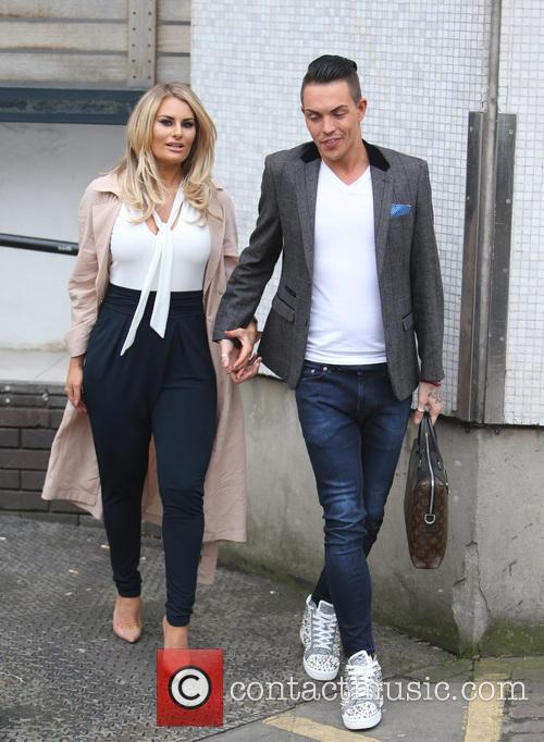 Danielle Armstrong and Bobby Norris 4