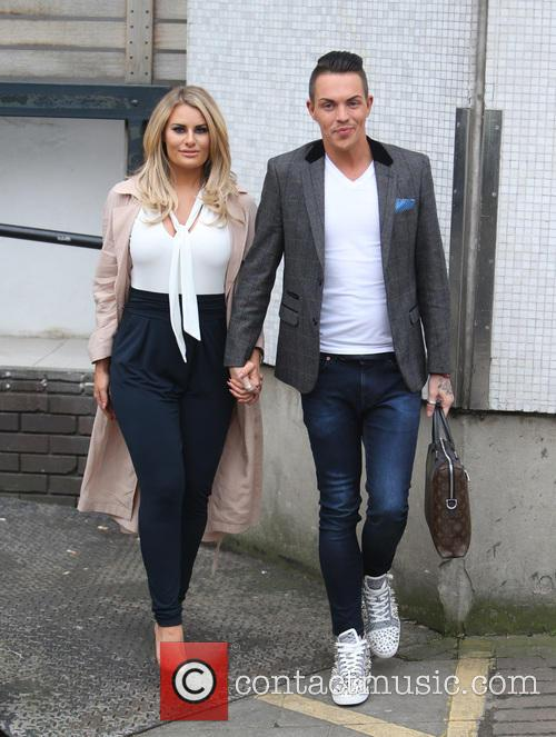 Danielle Armstrong and Bobby Norris 5