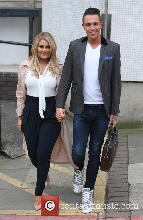 Danielle Armstrong and Bobby Norris 6