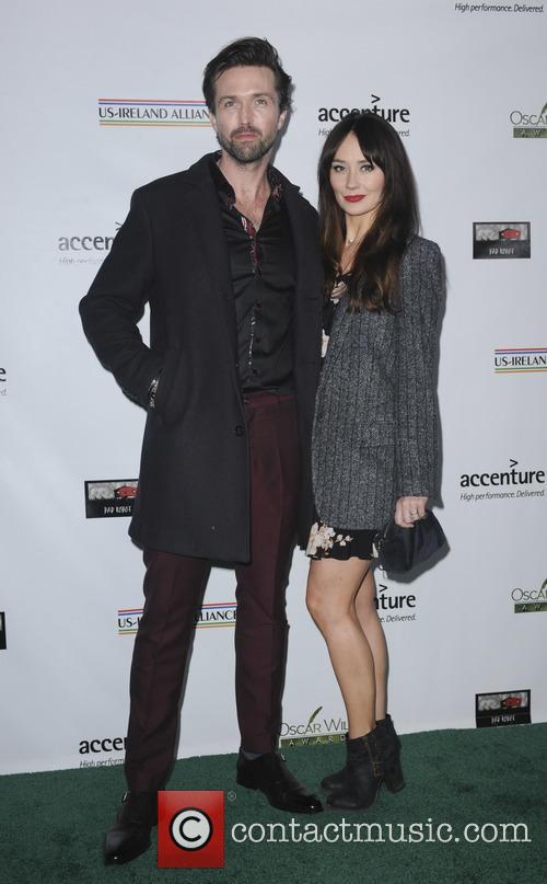 Emmett Scanlan and Claire Cooper