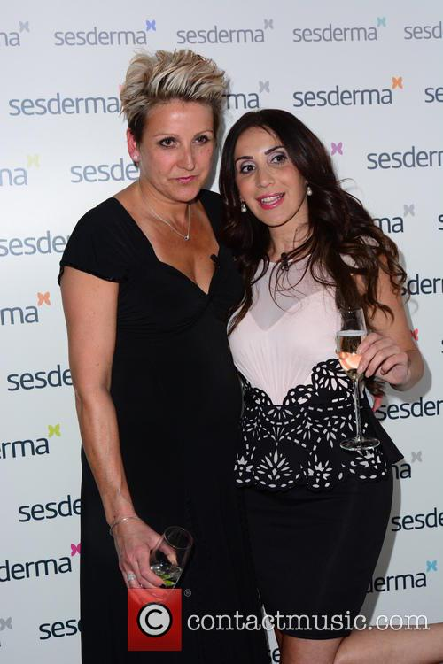 Sesderma skin care launch at W Hotel -...