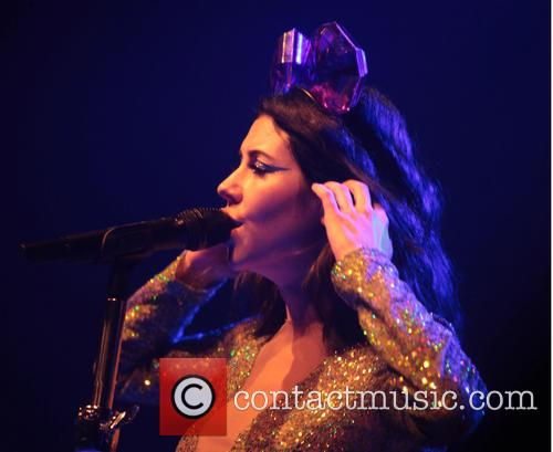 Marina Lambrini Diamandis, Marina and The Diamonds 5