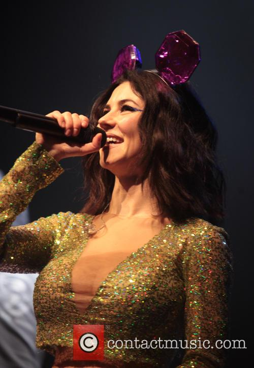 Marina Lambrini Diamandis, Marina and The Diamonds 9