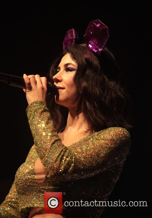 Marina Lambrini Diamandis, Marina and The Diamonds 10