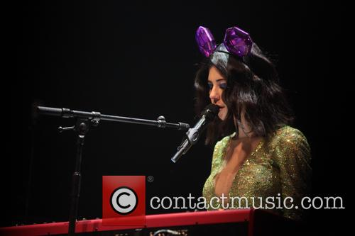 Marina Lambrini Diamandis, Marina and The Diamonds 11