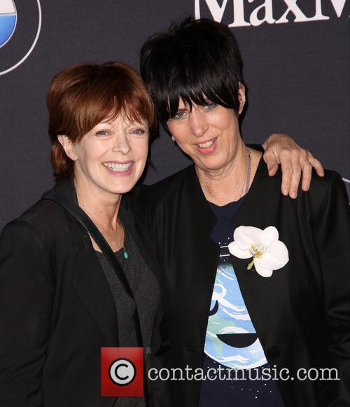 Francis Fisher and Diane Warren 2